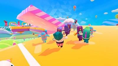 类似糖豆人的手机游戏有哪些 跟糖豆人玩法相似的游戏推荐