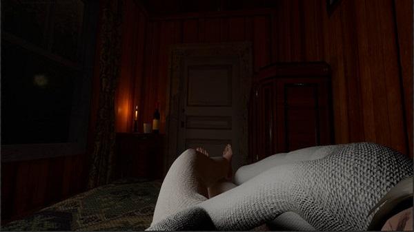 床上互动模拟器