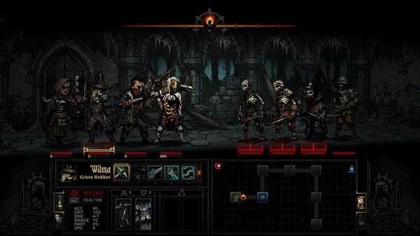 暗黑地牢Darkest Dungeon